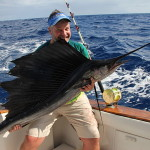 sailfish season bigmarlin private fishing charters Punta Cana