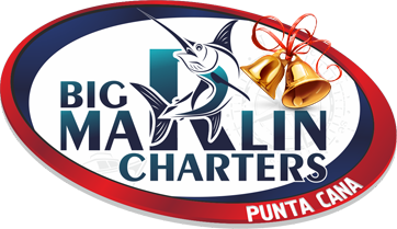 Merry Christmas Logo best deep sea fishing charter Bavaro Punta Cana