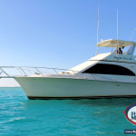 Boat Fortuna for Fihsing excursions Punta Cana