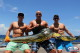 mahi mahi deep sea fishinig with Bigmarlin charters Punta Cana August 2016