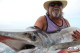 Uncle Rick form California caught White Marlin in Punta Cana in April 2016 130 phound