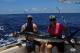 deep sea fishing in punta Cana family Majestic Colonial catch white marlin in May