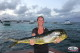 girlfreind caugh mahi mahi dolphin Punta Cana 6hrs. fishinig close Uvero Alto friends big game fishinig