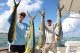 Nicky and Lauren caught mahi mahi in December  best season