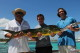mahi mahi in march deep sea fishing in Punta Cana 2017 private fishing charter with Cap. Yustas Fortuna