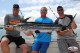 bllue marlin fishinig charter caribbean Bavaro - punta Cana April 25 fishermens from Colorado for tour