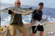 Marlin and barracuda with friends from Seatle fishinig boat Fortuna private fishinig charter