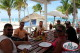 Restaurant close to beach Punta Cana chef cook Mahi Mahi for anglers from fishinig charter