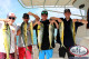 Family fishinig charter father and 3 sons caught mahi mahi