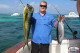 Caught mahi and bonito on aboard Fortuna