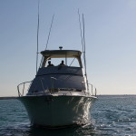 fishing boat fortuna deep sea fishing in Punta Cana