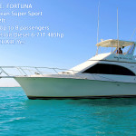 best fishing boat Fortuna fishing charter