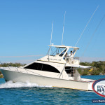 Yacht Fortuna 42' ready for fishing Punta Cana - Bavaro
