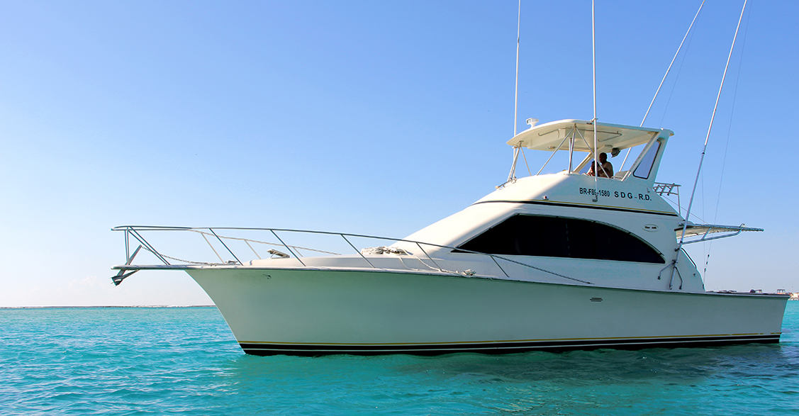 Ocean Super Sport 42' real fisherman ready charter