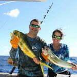 mahi mahi fishing Punta cana December 2017 boat Fortuna