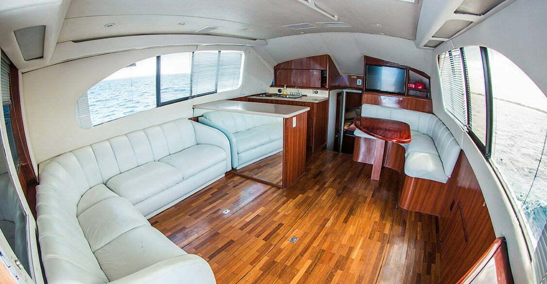 best deep sea fishing charter Punta Cana