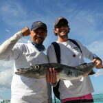 Cap Tyler Pinwheel fishing boat in Punta Cana Dominican Republic fishing