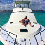 relax on party boat best private charter Punta Cana
