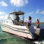 bottom reef fishing inshore beach Cap Cana