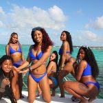girls party boat catamaran and yacht charters Gone Dog 37 in Punta Cana PUJ Dominican Republuc island